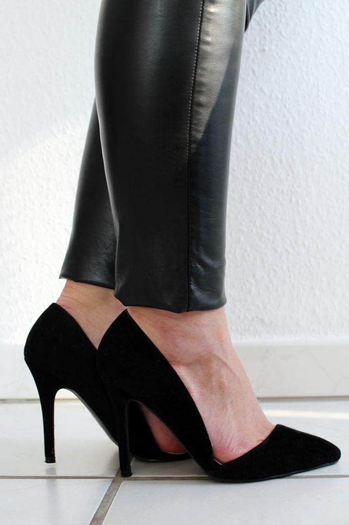 Asymmetric Heel