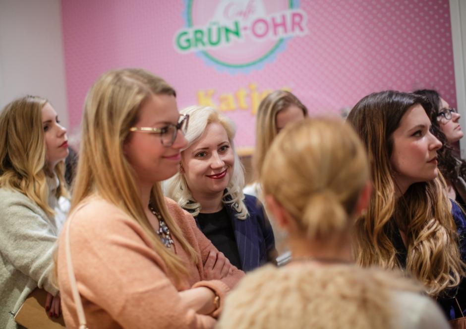 Glossybox Event #glossyconnet am 18.01.16 im Café Grün Ohr in Berlin. / Fotograf: Tobias Koch (www.tobiaskoch.net)